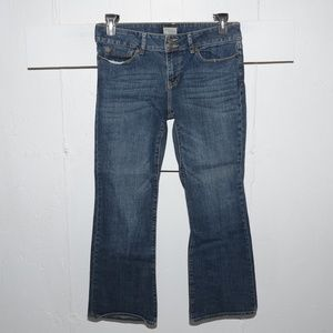 Gap essential womens jeans size 10 Ankle 9606